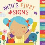 Nita's First Signs (Little Hands Signing #1) (board book)